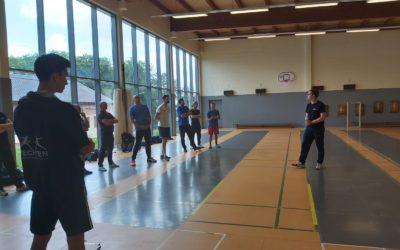 Trainerfortbildung im Erzgebirge